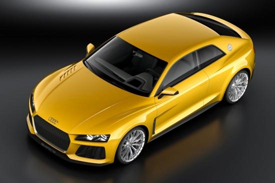 Audi Sport Quattro Concept Híbrido