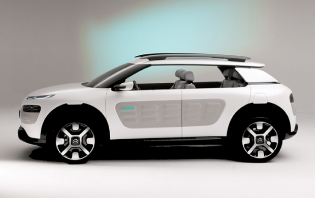 Citroën Cactus, vison for future models