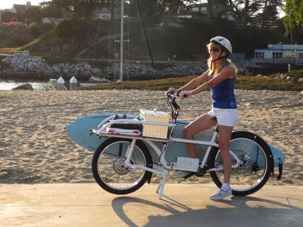 NTS Works presenta su bicicleta de carga