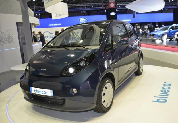 Renault y Bolloré posiblemente juntos en AUTOLIB