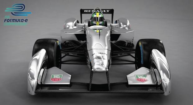 Campeonato FIA Fórmula E