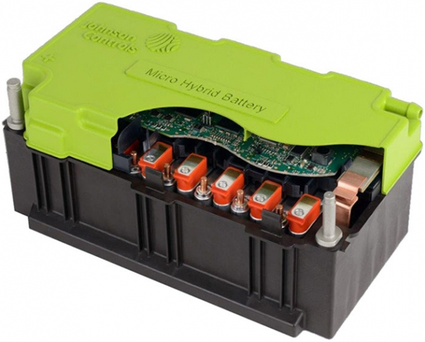 Varta Micro Hybrid batería