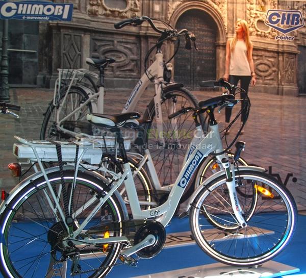 Chimobi, nueva marca de bicicletas eléctricas españolas