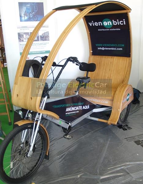 Vienenbici, apuesta por el transporte en bici eléctrica