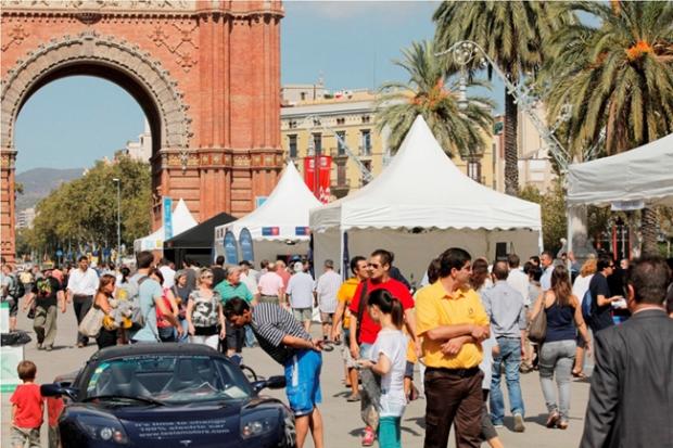 EVS27, Smart Cities y EXPOelèctric Fórmula-e – tres eventos juntos en Barcelona