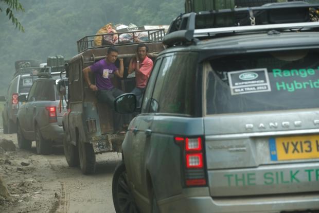 Silk Trail 2013, now in India | New | Prestige Electric Car