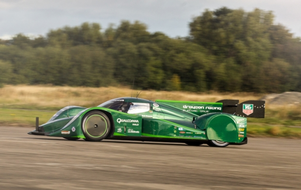 Drayson Racing World Electric Land Speed Record