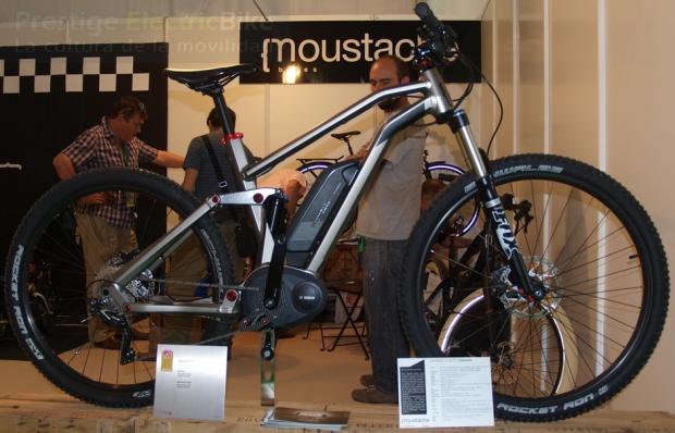 Moustache Bike Samedi FS 27/9 Titanium