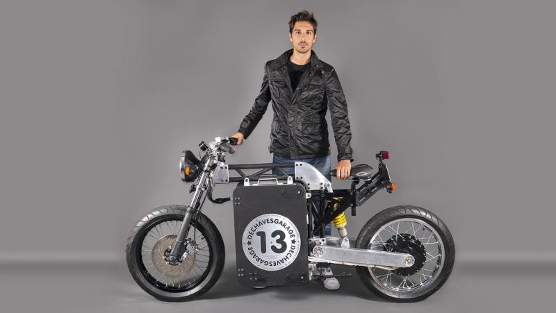 DCH electric motorbike   Article   Prestige Electric Car