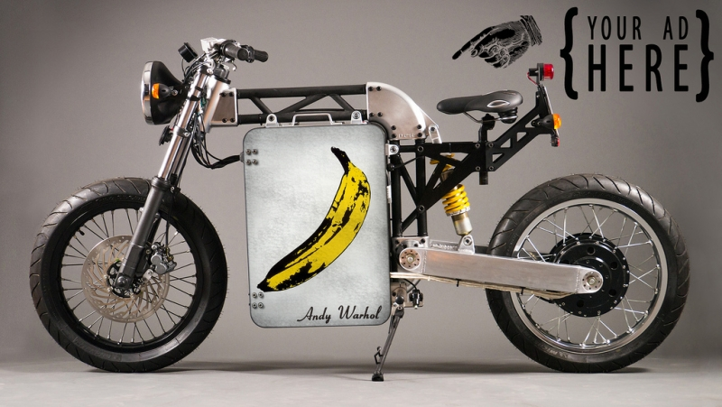 DCH electric motorbike