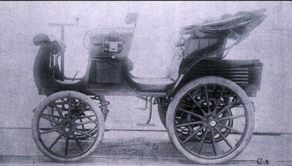 Egger-Lohner electric car 1898