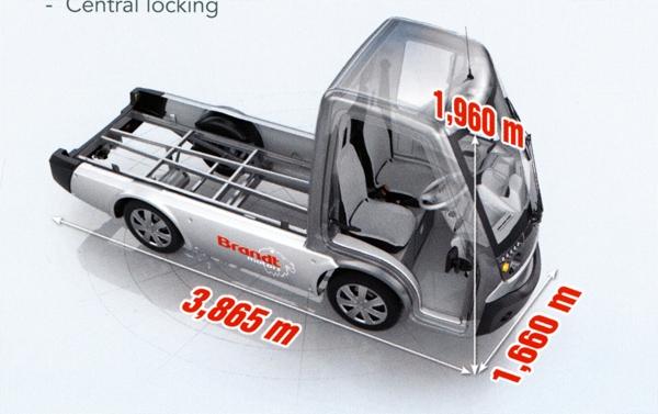 Brandt Citelec Article Prestige Electric Car
