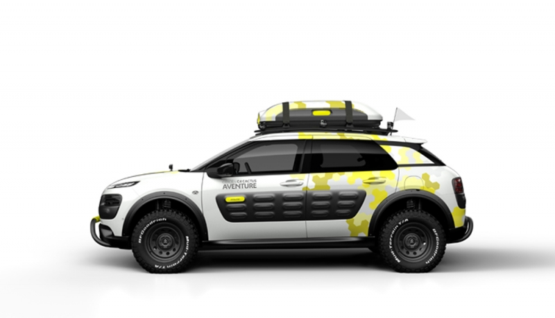 citroen c4 cactus article prestige electric car. Black Bedroom Furniture Sets. Home Design Ideas