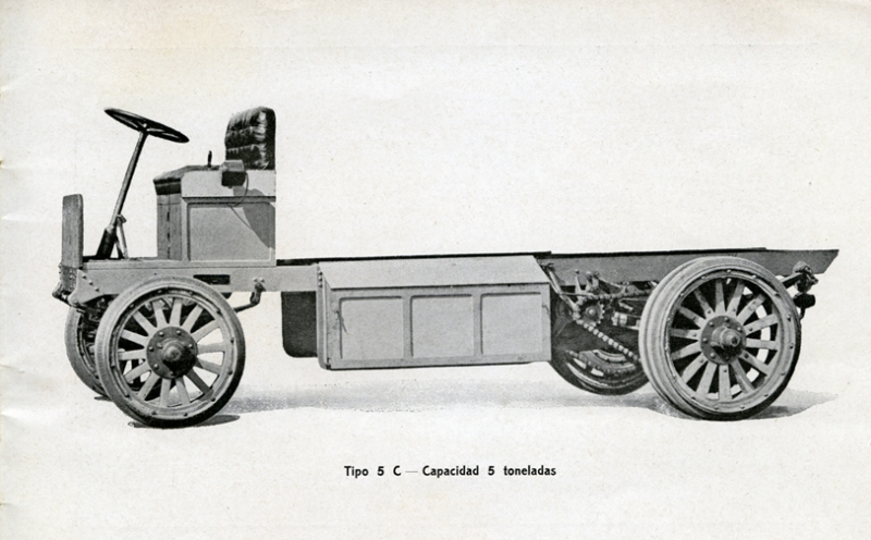 Atlantic Electric Trucks 1912-1920